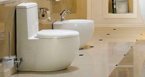 کاور توالت فرنگی