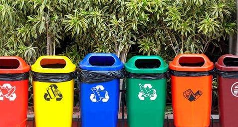 تفکیک زباله و هدف از آن