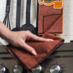دستمال میکروفایبر آشپزخانه