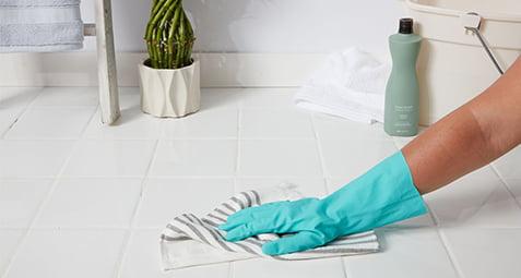 نگهداری و نظافت کاشی و سرامیک