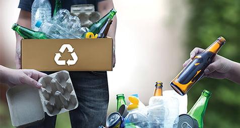 تفکیک زباله در المان