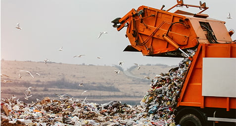واردات زباله