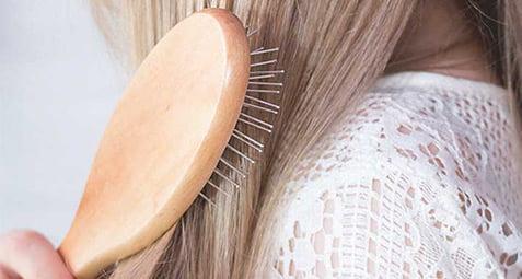 حفظ سلامت مو