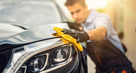 نظافت بدنه خودرو