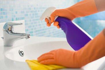 نکاتی جهت نظافت سرویس های بهداشتی