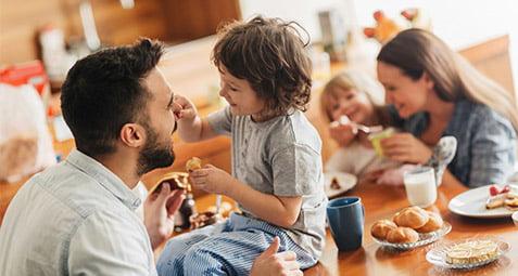 تغذیه سالم برای کودکان را جدی بگیرید