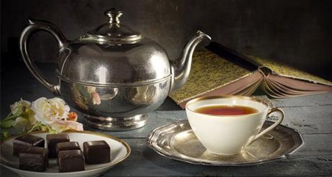 تاریخچه چای