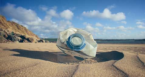 مشکلات پلاستیک در محیط زیست
